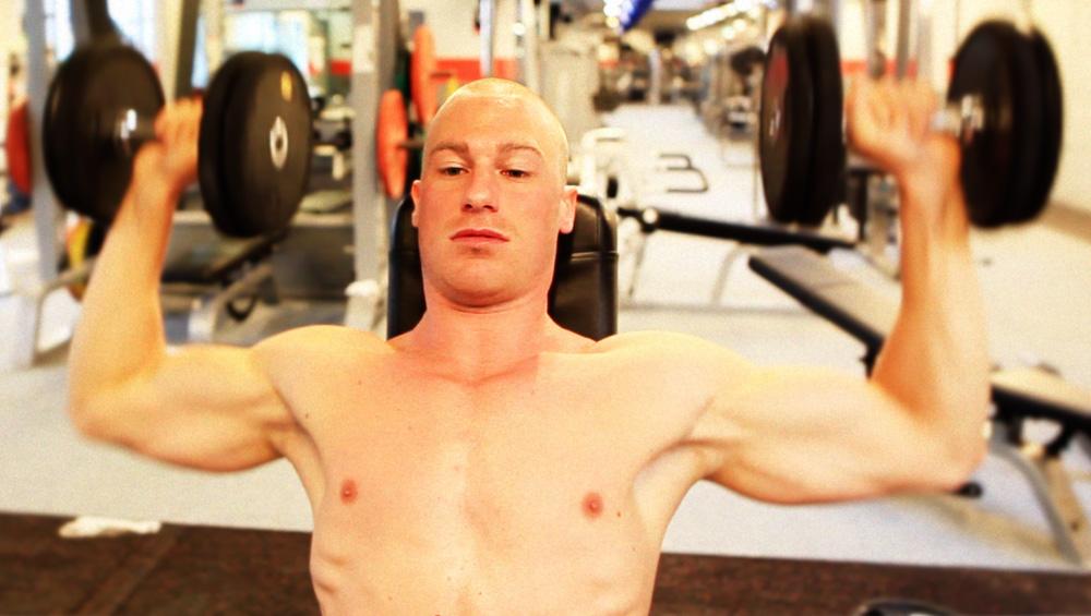 Schouder Workout: 4 oefeningen voor sterke schouderspieren